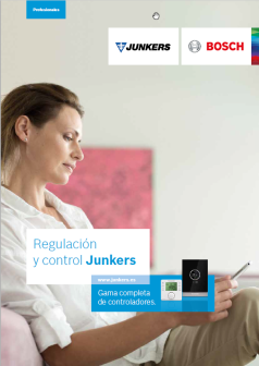 Portada folleto Junkers Easy Control CT 100