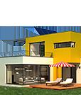 casas 3D con sistemas junkers