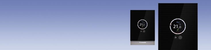 Termostatos, programadores y accesorios