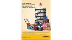 campaña de ventas para instaladores de calderas murales Navidad 2012