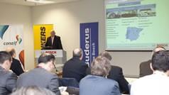 Junkers recibe la visita de la Junta Directiva de Conaif en sus instalaciones de Robert Bosch España