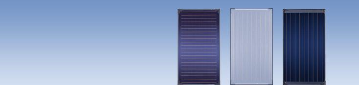 Captadores solares TOP